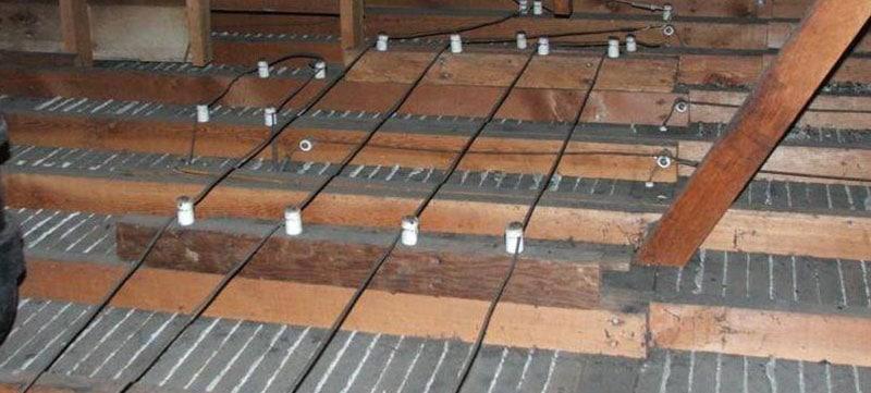 Knob-and-Tube-wiring
