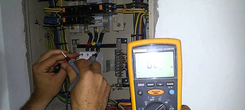 Electrical Megger Testing Cincinnati OH | Cullen Electric on
